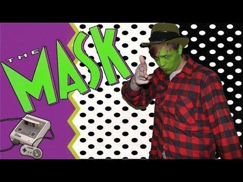 Стрим Маска (The,Mask) Snes Прохождение + Секреты где находится Майло