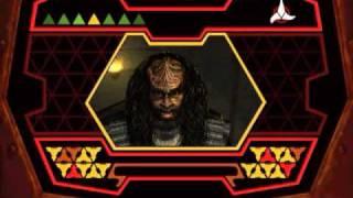Star Trek: Klingon Honor Guard - Briefing M02