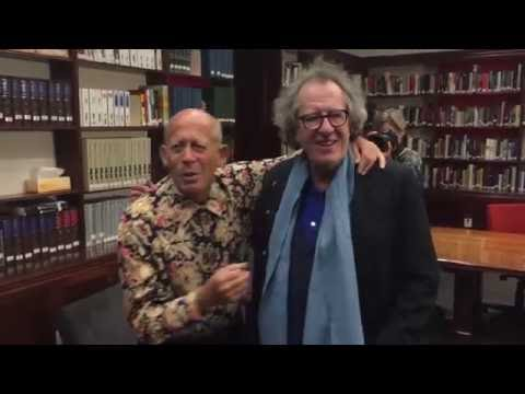 SHINE 20th anniversary with Geoffrey Rush, David Helfgott
