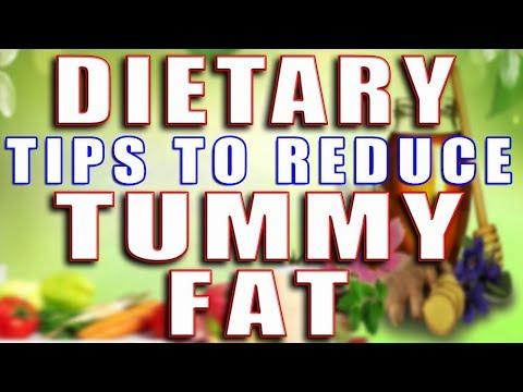 DIETARY TIPS TO REDUCE TUMMY FAT II पेट की चर्बी कम करने के लिए इन आहार सम्बन्धी नुस्खों को अपनाइये