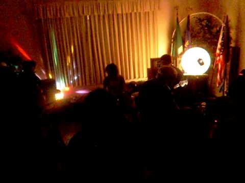 HUMAN EYE 9.17.2011 LIVE IN DETROIT PART ONE