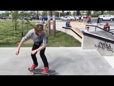 GO SKATEBOARDING DAY 2015 NBS X WEST49 AT KANATA SKATEPLAZA - OTTAWA, CANADA
