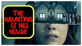 Engelska mord - Del 2 av 6: Mordet på Rode Hill House Spuk in Hill House - Kritik Review Filmkritik deutsch german Trailer ▻