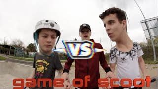 GAME OF SCOOT ANTONY ASSE VS DEPENOUX RIDERS