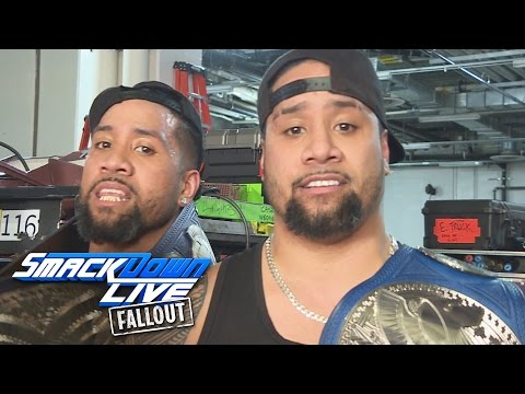 The Usos aren't surprised they won the Tag...