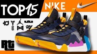 Top 15 Nike Basketball Shoes 2019