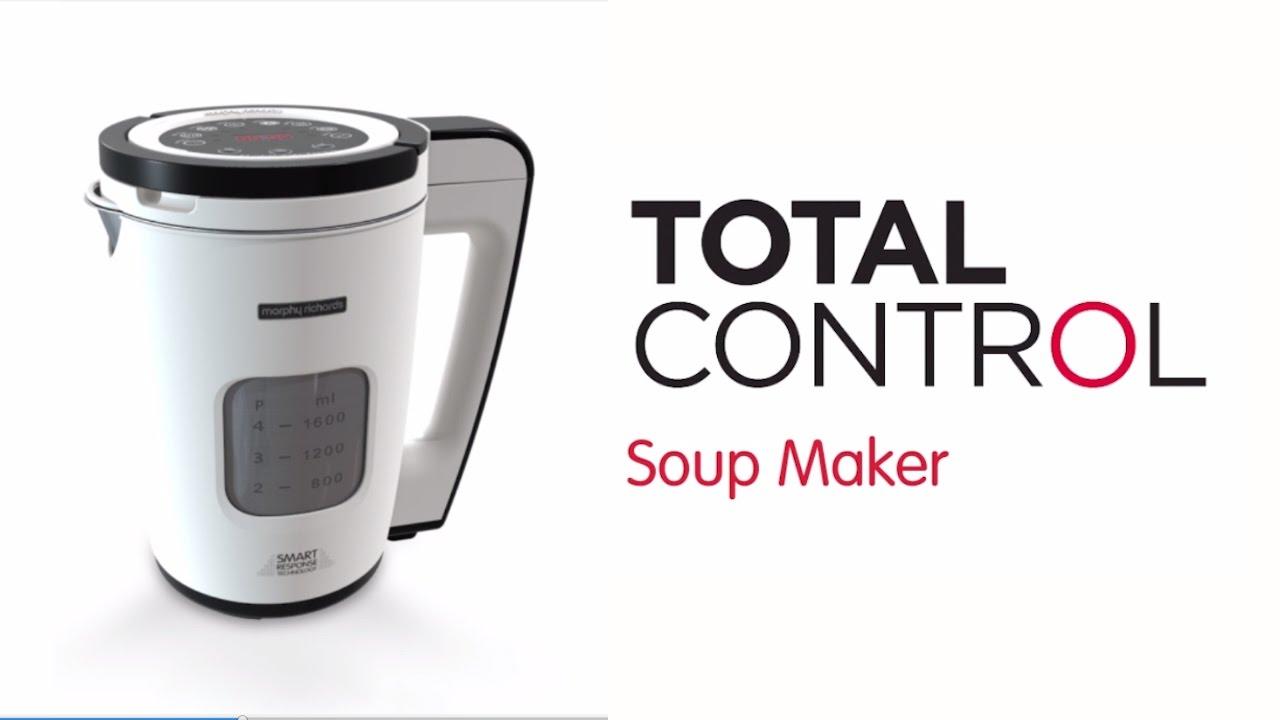 Total Control Soup Maker 501020