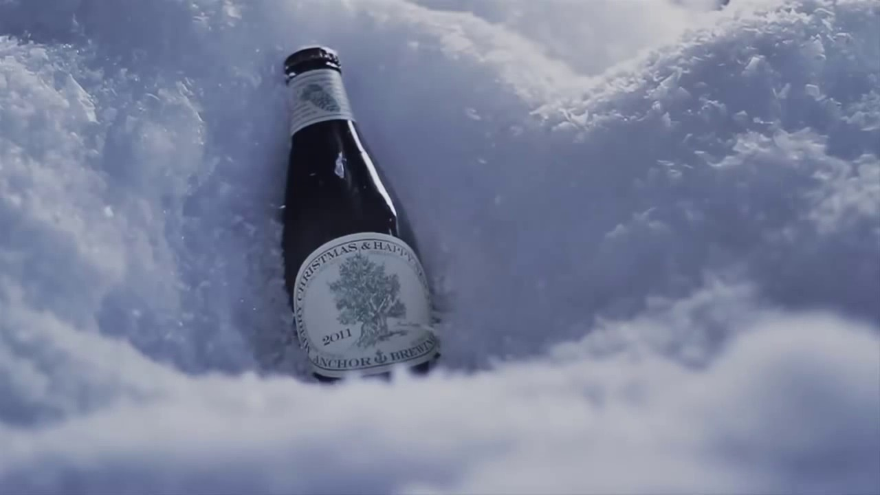 Anchor Christmas Ale Video