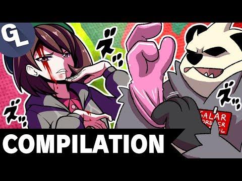 Pokémon Sword And Shield Comic Dub Compilation - GabaLeth