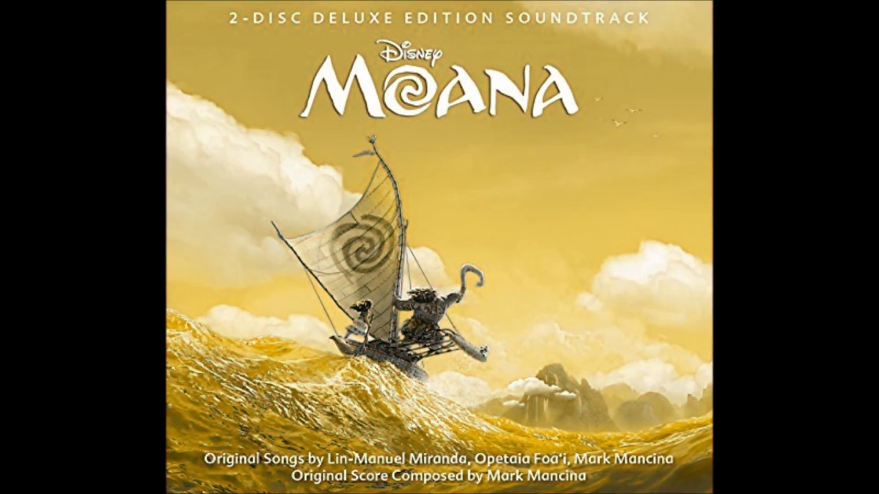 Disney's: MOANA-'We Know The Way' (Extended Version) {MHP REMIX}