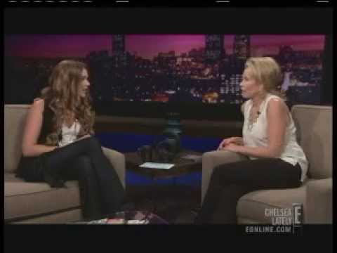 Joss Stone interview on Chelsea Lately