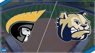 2018 South Atlantic Conference Softball - Anderson at Wingate (Game 1)