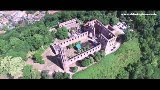 Kloster Limburg - Luftaufnahmen