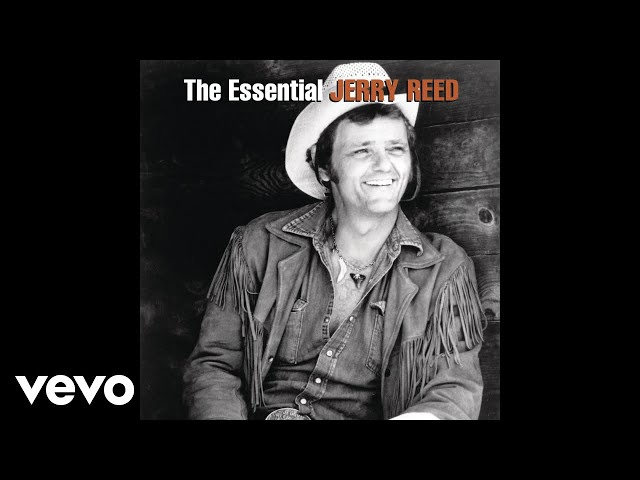 Jerry Reed - East Bound and Down (Audio)