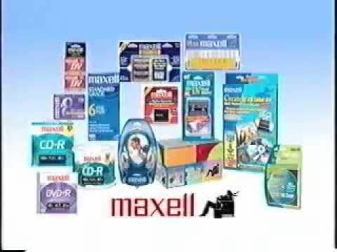 Excerpt from Maxell VCR Head Cleaner (Version #1)