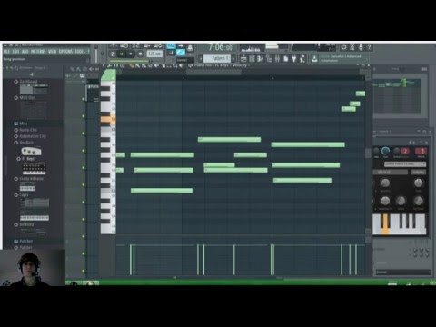 Play Directly To Piano Roll - FL Studio Tutorial - Virtual Recording