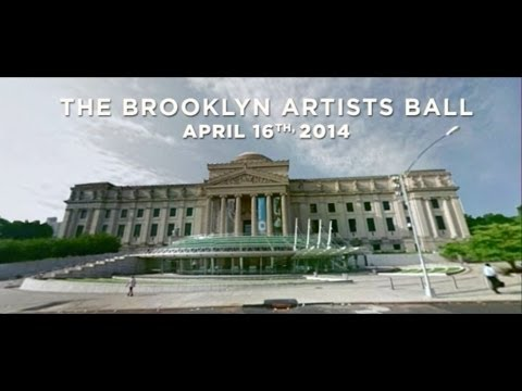 Hyperlapse Studio Tour | Brooklyn Artists' Ball