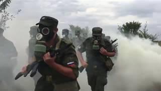 Учебные сборы курсантов военной кафедры при ДГТУ