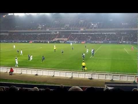 PSG-OM (2-0 Parc Des Princes, 27 Fevrier 2013, Coupe De France)