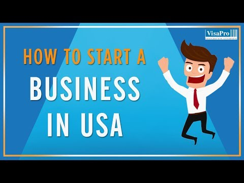 How to Start a Business in US: Types of Business Entities