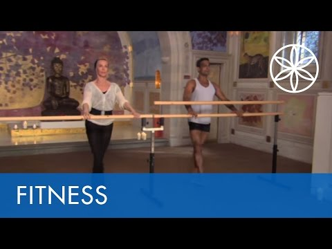 Ballet Barre Workout with Trudie Styler  Fitness  Gaiam