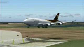 Video UPS B747 400F Cargo download MP3, 3GP, MP4, WEBM, AVI, FLV Juni 2018