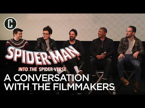 Spider-Man: Into the Spider-Verse Filmmakers Q&A (Exclusive) Mp3