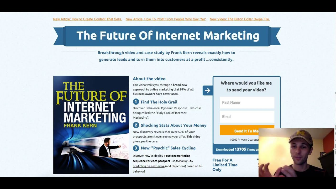 who is frank kern the future of internet marketing by frank who is frank kern the future of internet marketing by frank kern review 2016