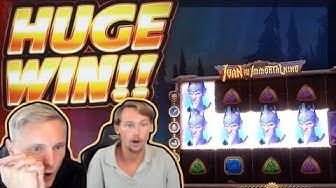 HUGE WIN!!! Ivan the Immortal King BIG WIN - Casino game from CasinoDaddy Live Stream