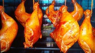 Как коптить куриные окорока? вкусный рецепт