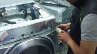reparacion mantenimiento de lavadoras whirlpool duet bogota servicio tecnico cambio de rodamientos