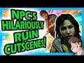 🤖 Five NPCs That Hilariously Ruined Cutscenes | Larry Bundy Jr