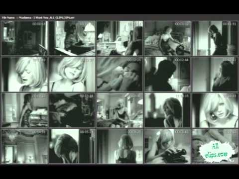 Madonna feat. Massive Attack- I Want You (EXTENDED FROM REFERENCE TAPE).wmv