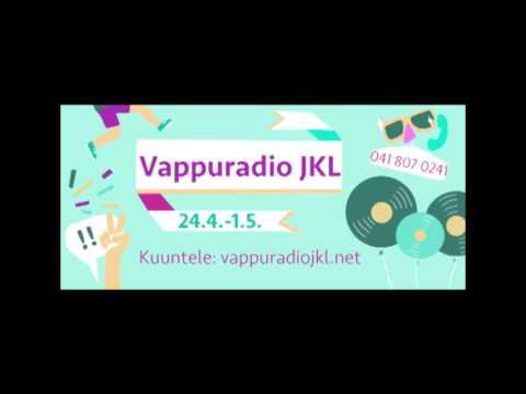Vappuradio JKL 2017: Lotta Lepistö