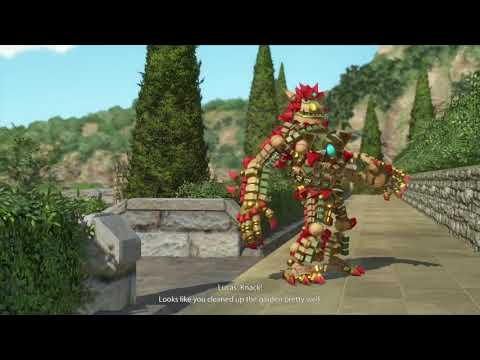 KNACK 2 #9 The Doctor's Mansion