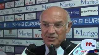 13102013 Mixed Zone Juve Stabia Cesena IMPROTA