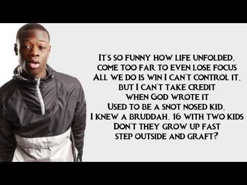 J Hus Spirit lyrics