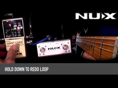 NUX Loop Core Deluxe Bundle