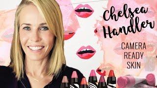 CHELSEA HANDLER   Skin Tutorial