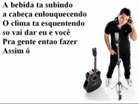 Alex Ferrari - Bara Bará Bere Berê (Lyrics)