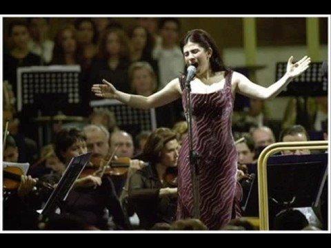 "Hiba Al-Kawas (soprano)  ""Being You Being Me"""