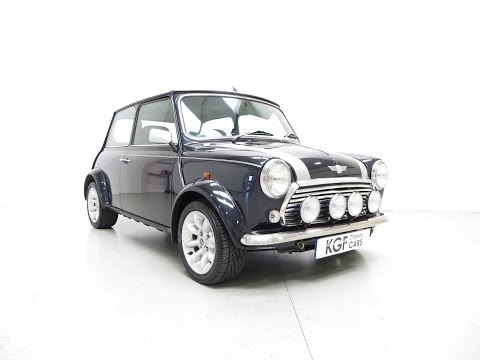A Rare and Sought After Classic Mini Cooper Sport 500 with Just 47,442 Miles from New - SOLD!