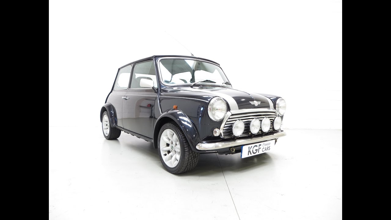 A Rare and Sought After Classic Mini Cooper Sport 500 with Just