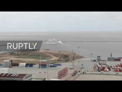 Uruguay: Final passengers evacuated from COVID-stricken Greg Mortimer cruise ship