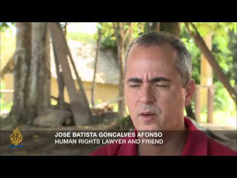 Al Jazeera Correspondent - The Crying Forest