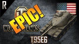 ► World of Tanks - Epic Games: T95E6 [7 kills, 5757 dmg]