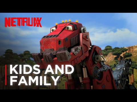 Dinotrux is listed (or ranked) 39 on the list The Best Netflix Original Series