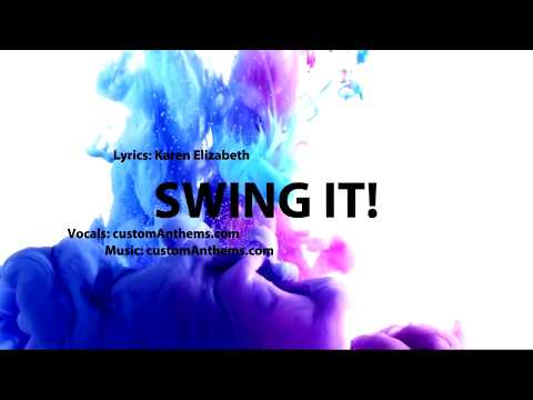 SWING IT! - produced by CustomAnthems Music Production - Online Music Producer
