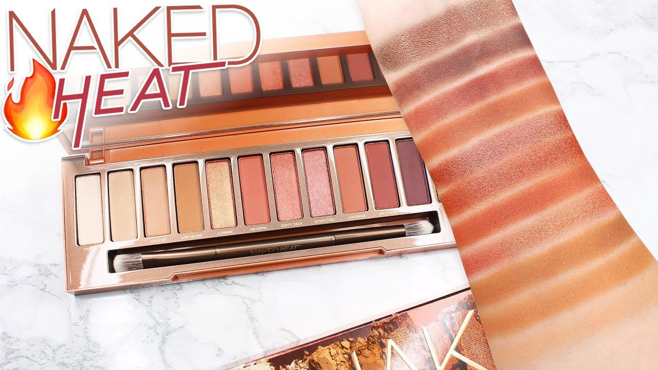 Naked Heat Eyeshadow Palette by Urban Decay #3