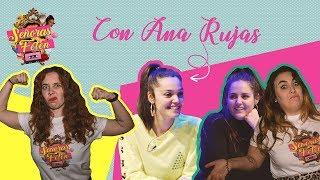 Señoras Fetén #4: Ana Rujas con Abi Power, Penny Jay y Andrea Comptom | Playz